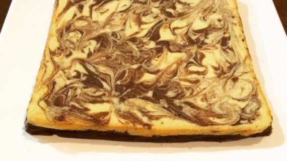 Resep Cheesecake Brownies Keto