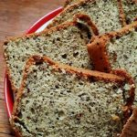 Low Carb High Fiber Loaf Bread – Resep Roti Tawar Keto