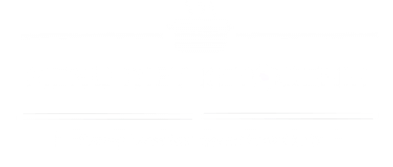 LOGO MENU DIET KETOGENIK WHITE