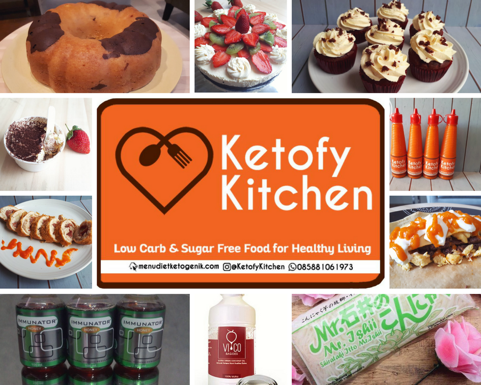 Ketofy Kitchen Online Shop