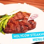 Tips Makan Steak Ala diet Keto di Holycow Steakhouse by Chef Afit