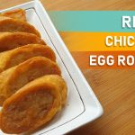 Resep Chicken Egg Roll Keto